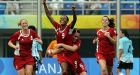 Canada still perfect at Women's World Cup qualifier
