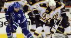 Vancouver native Lucic leads Bruins over Canucks