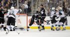 Thornton, Sharks eliminate Kings in OT