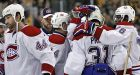 Montreal quiet after Habs knocked out