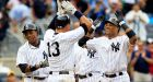 Yankees first team ever to hit 3 grand slams in 1 game