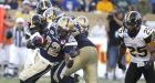 Bombers squeak by Ticats for 5th straight win