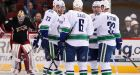 Schneider gets 2nd straight shutout for Canucks in win over Phoenix
