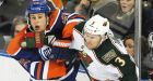 Oilers snap 4-game skid with win over Wild