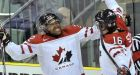 Smith-Pelly leads juniors in exhibition win vs. Switzerland