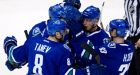 Canucks beat Stars to climb within 1 point of 1st in West