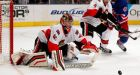 Senators shut out Rangers to take 3-2 lead