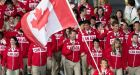 Canada enters stadium as Olympic opening ceremony underway