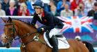 Queen's granddaughter wins equestrian silver