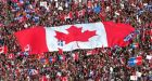 Two-thirds of Quebecers call Canadian flag source of pride