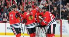 Blackhawks set NHL record for longest point streak to start a season