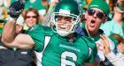 Flexing their muscle: Riders power past Ticats