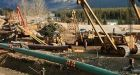 Kinder Morgan files for Trans Mountain pipeline expansion