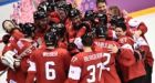 Team Canada wins gold in men's Olympic hockey