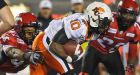 Stampeders defence keeps Lions in check