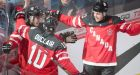 Canada opens world juniors with 8-0 win over Slovakia