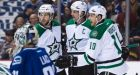 Klingberg lifts Stars over Canucks in OT