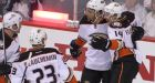 Ducks sweep away Jets