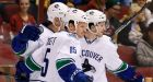 Canucks spread the scoring around in win over Coyotes