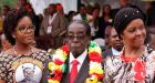 Robert Mugabe eats a zoo for 'obscene' 91st birthday party