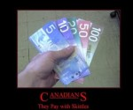 Meaning of Canadian Money