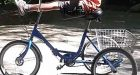Victoria police appeal for help after one-of-a-kind tricycle stolen