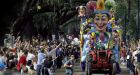 Infant among 5 shot at New Orleans Mardi Gras parade