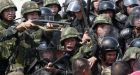 Thai troop clash with protesters kills 1, wounds 18