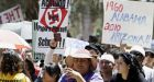 Ariz. immigration bill challenged in lawsuits