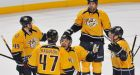 Nashville eliminates Detroit Red Wings in Game 5