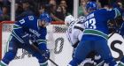 Canucks eliminated in Game 5 OT