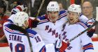 Rangers hold off Senators to force Game 7